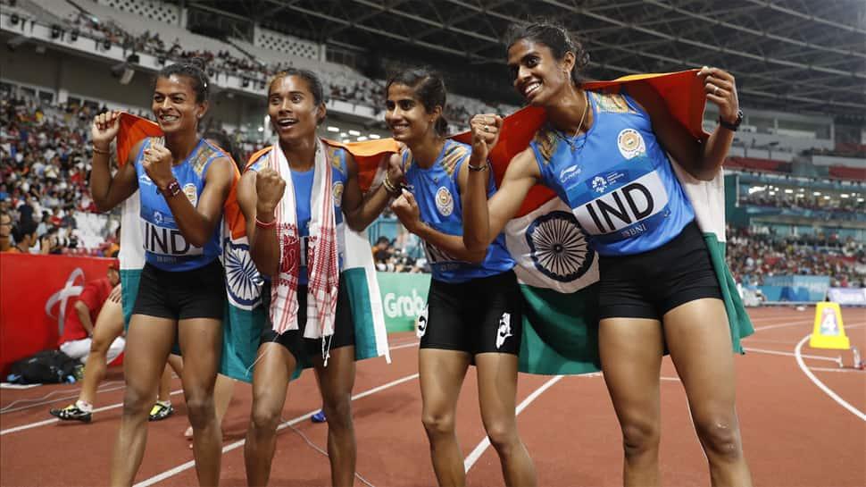 Asian Games 2018: Jinson Johnson, women's relay team burn track; hockey flops