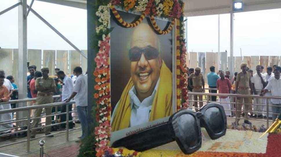 DMK held Karuna memorial event turns into anti-BJP meet