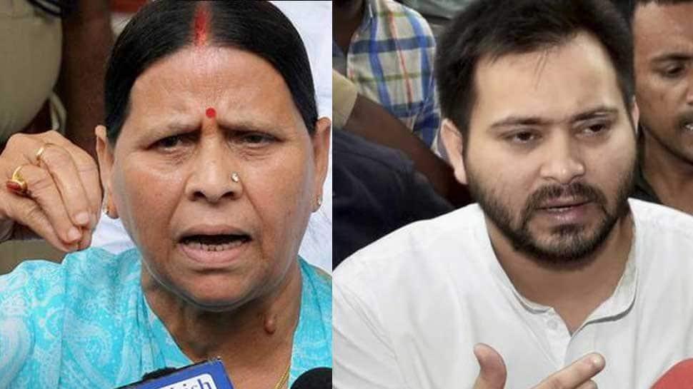 IRCTC scam: Delhi court grants bail to Rabri Devi, Tejashwi, issues production warrant for Lalu Yadav