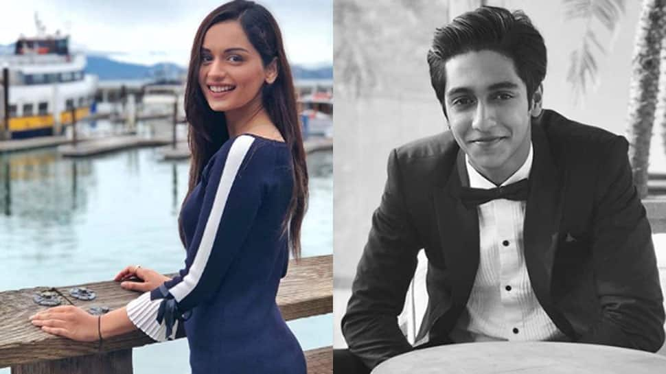 Are Ahaan Panday and Manushi Chhillar the new friends in Bollywood?