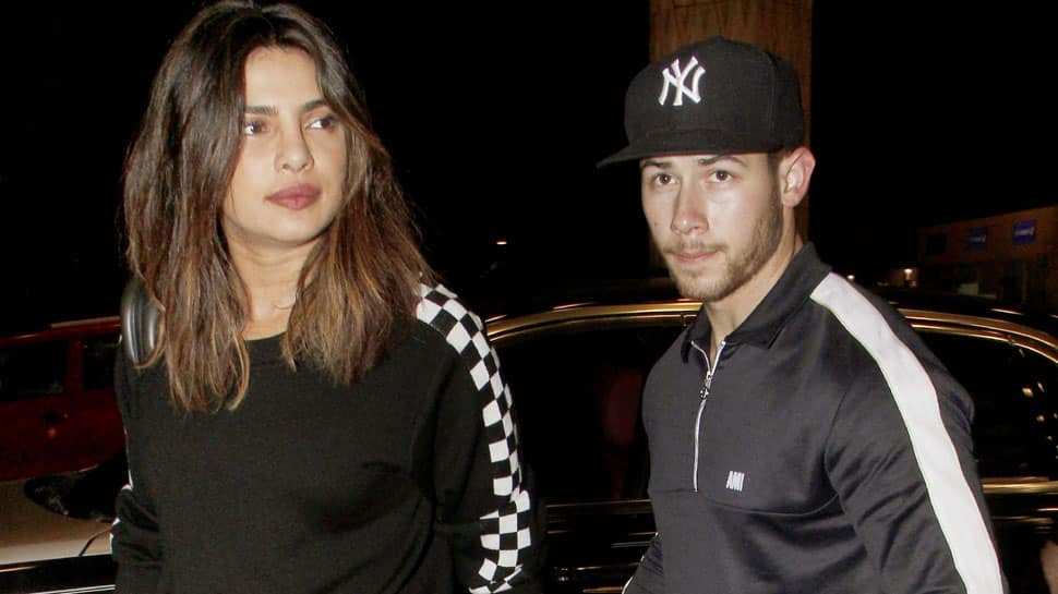 Priyanka Chopra and Nick Jonas enjoy a vacation in Mexico - See pics