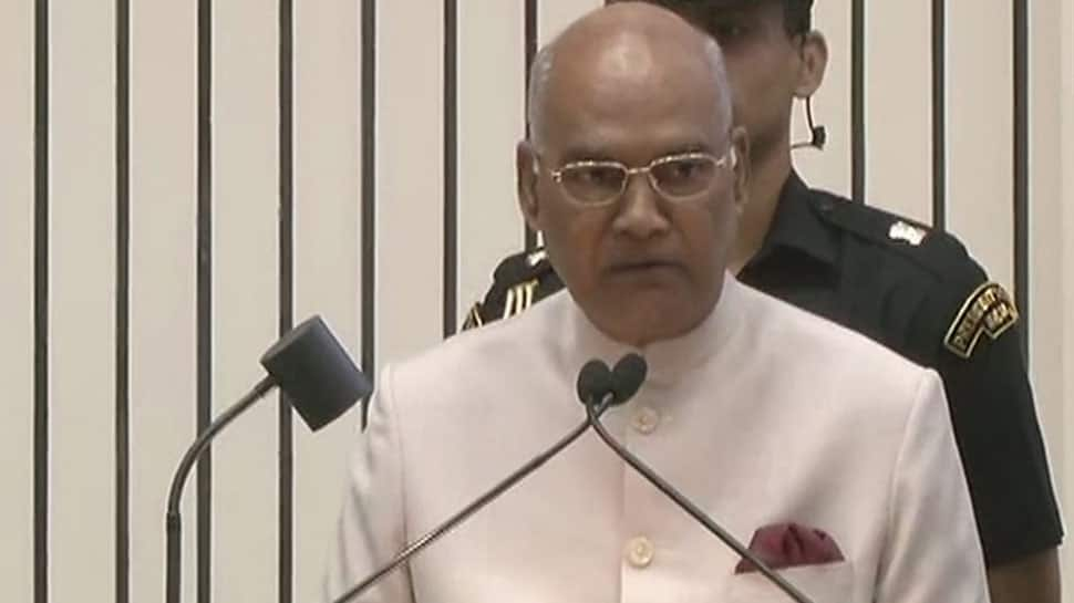 Legal system marked by long delays, backlog of 3.3 crore cases throughout country: President Ram Nath Kovind