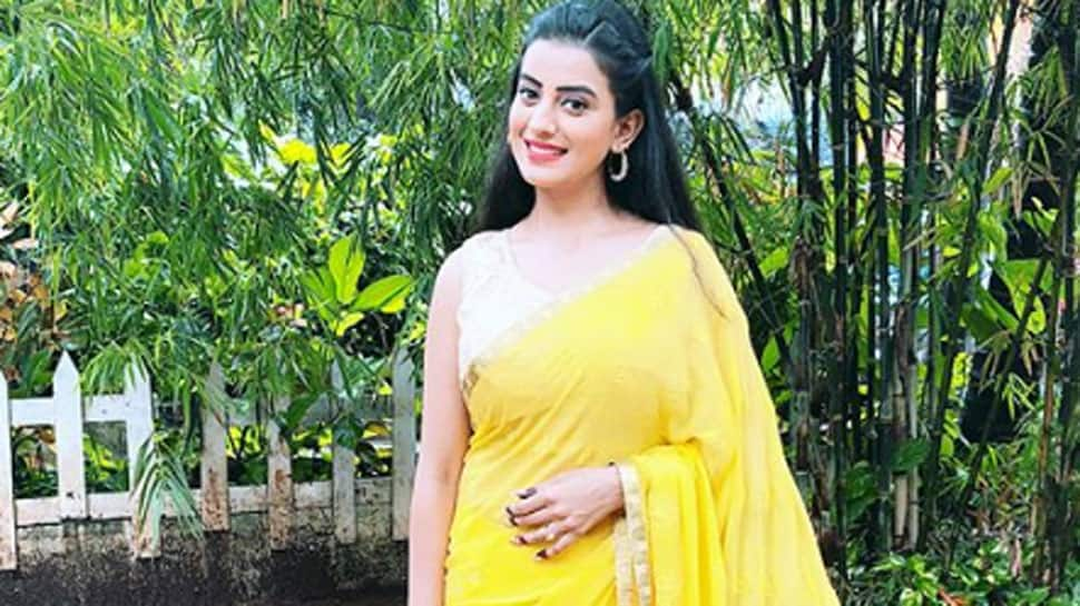 Akshara Singh's has a secret message for someone special-See her post