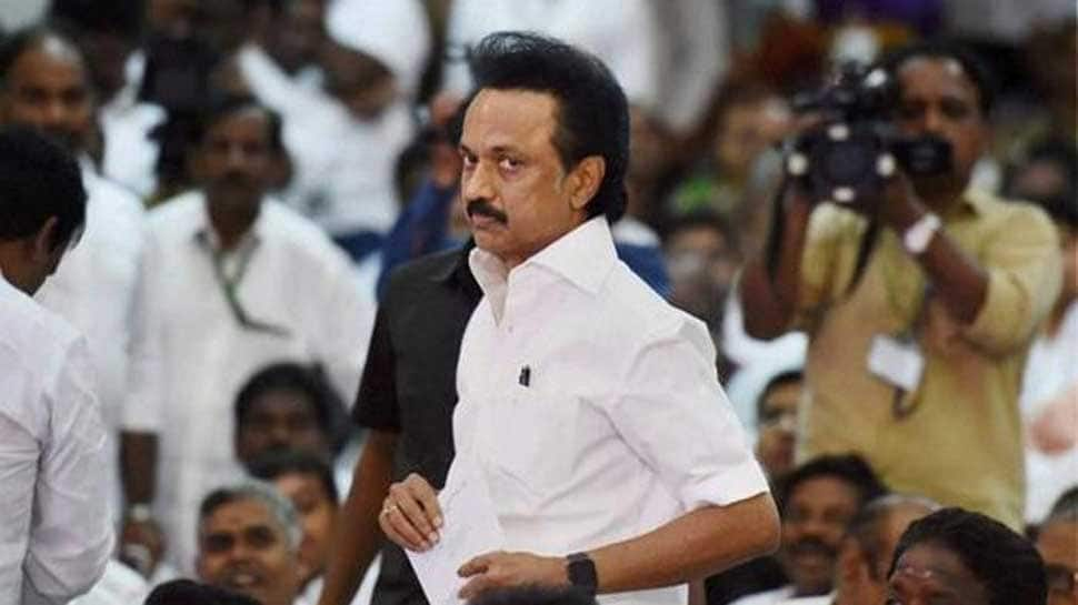 Don't touch Stalin's feet, avoid bringing garlands: DMK to cadre