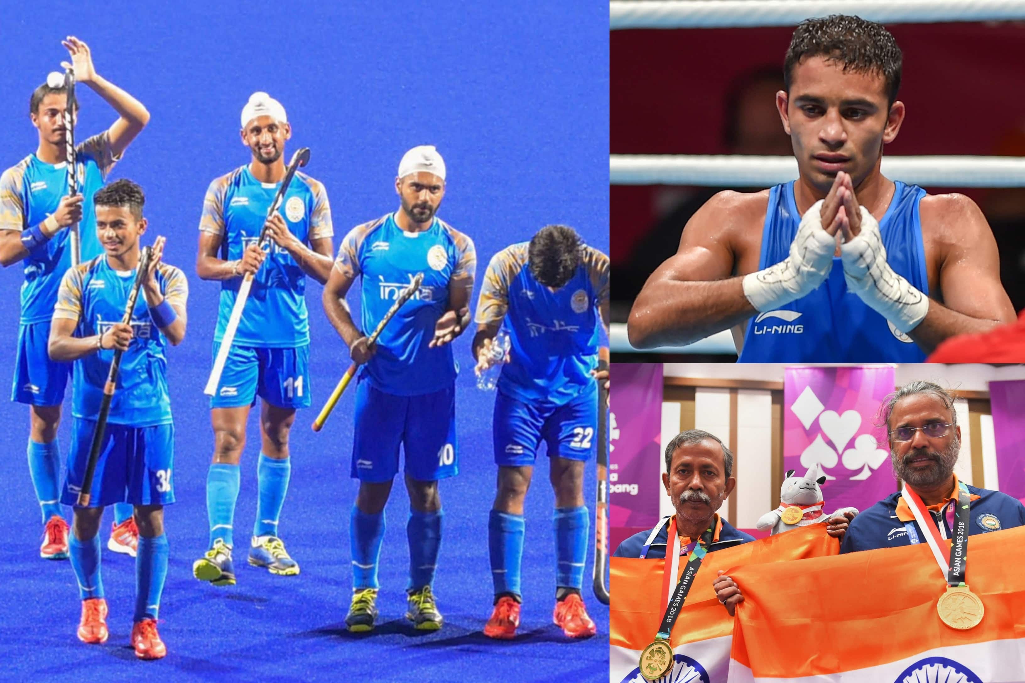 Asian Games 2018: Young and old make hay in fitting finale to India's campaign
