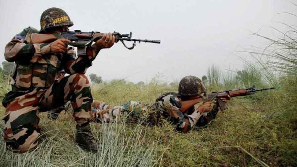 J&K: Encounter between security forces and terrorists in Shopian