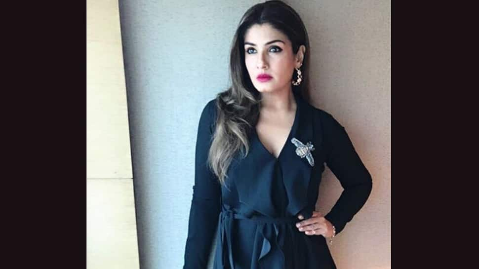 Films are part of my life, not my entire life: Raveena Tandon