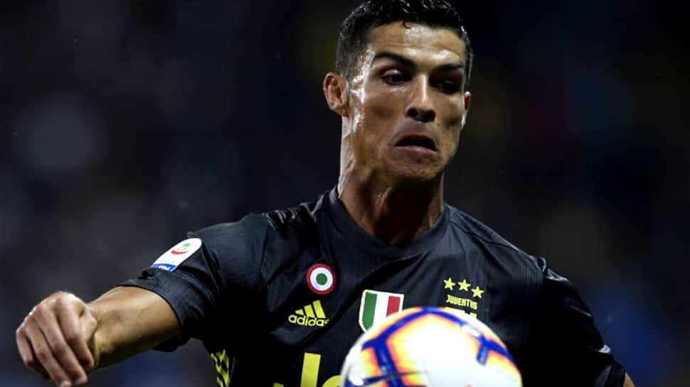 Serie A: Cristiano Ronaldo draws another blank as Juventus beat Parma 2-1