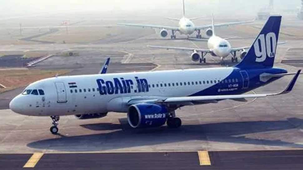 GoAir flight to Pune makes emergency landing in Bengaluru after snag in engine