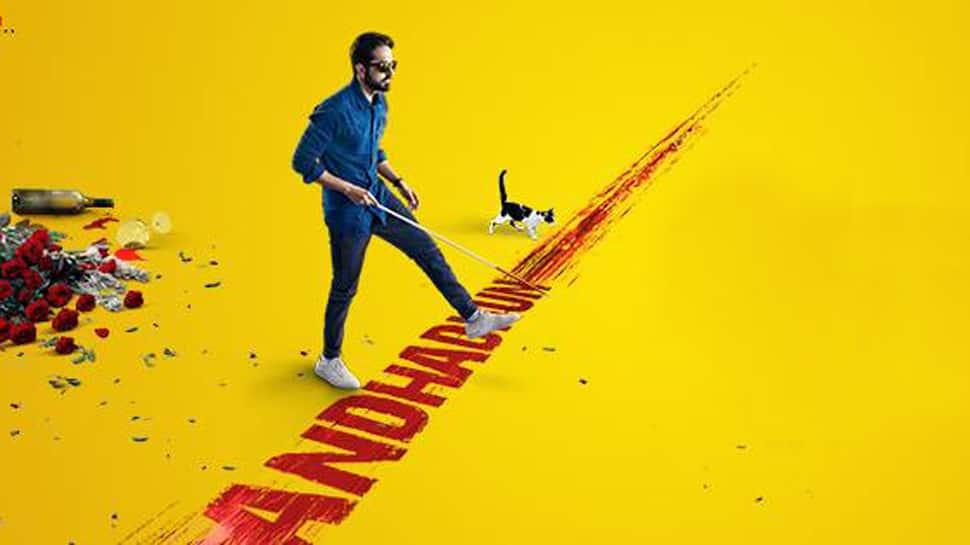 Ayushmann Khurrana, Radhike Apte and Tabu's AndhaDhun is a roller coaster ride – watch trailer