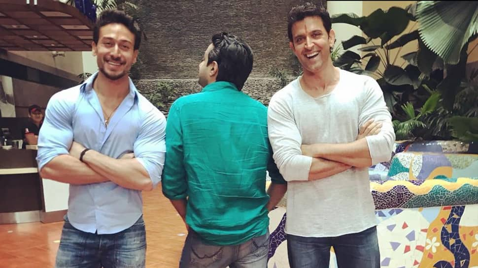 Tiger Shroff to begin his next action flick with entry scene, Hrithik Roshan to start schedule in Italy?