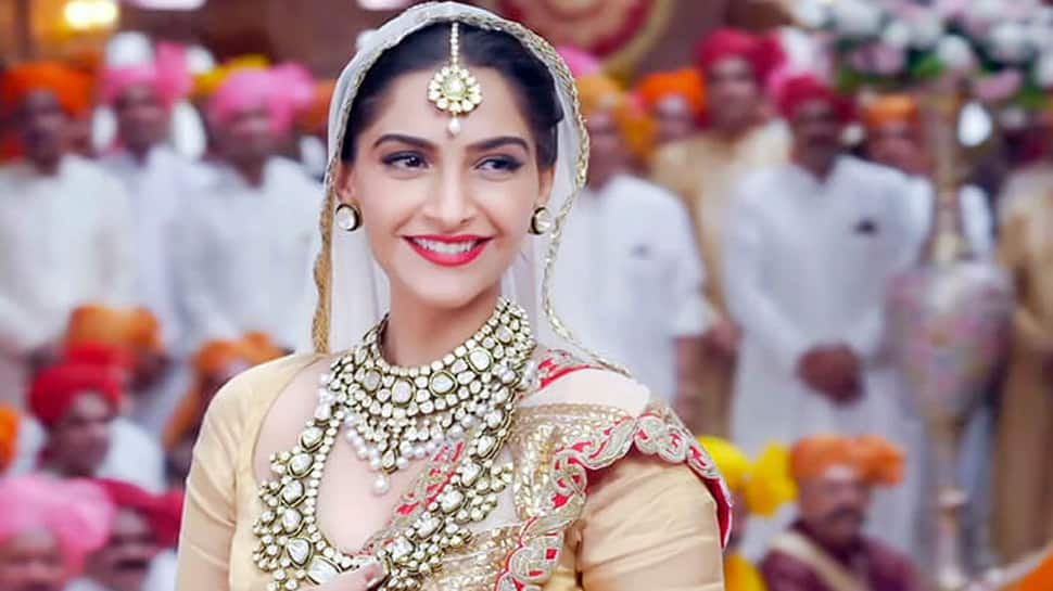 Have taken quite a bit of references from ''The Zoya Factor'' book: Sonam Kapoor