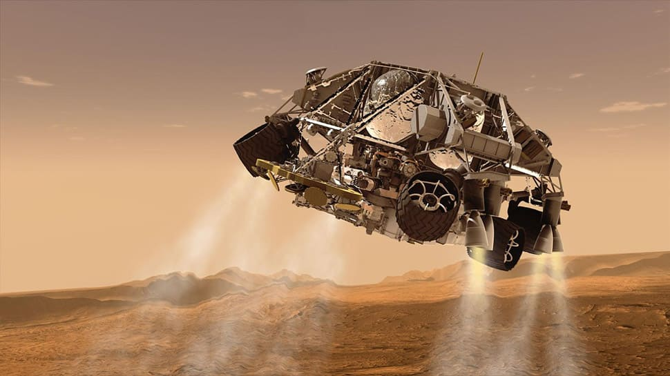NASA plans 45-day effort to get its Mars rover back