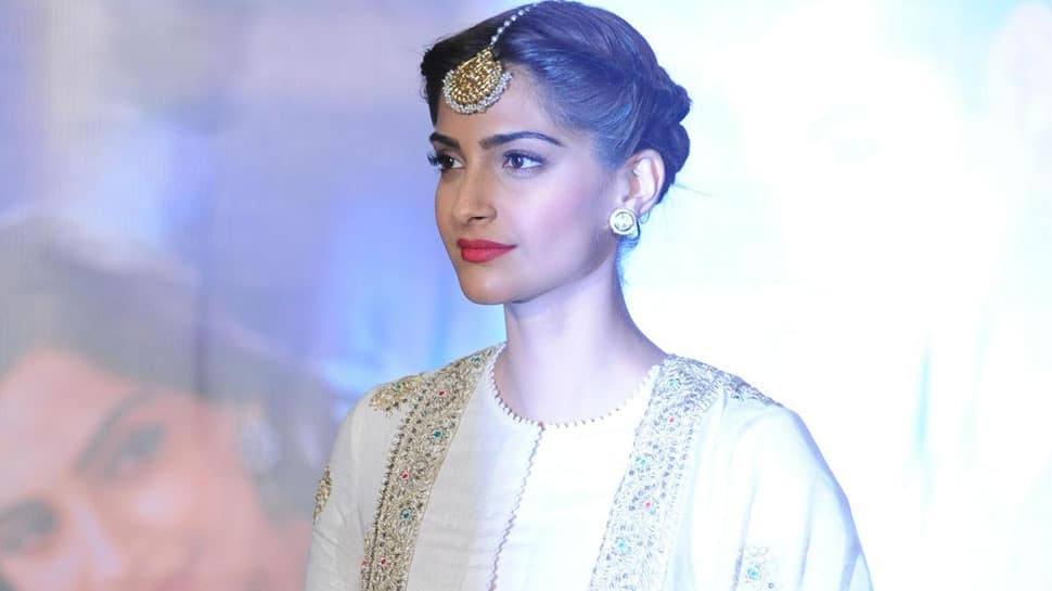 Have taken quite a bit of references from 'The Zoya Factor' book: Sonam Kapoor
