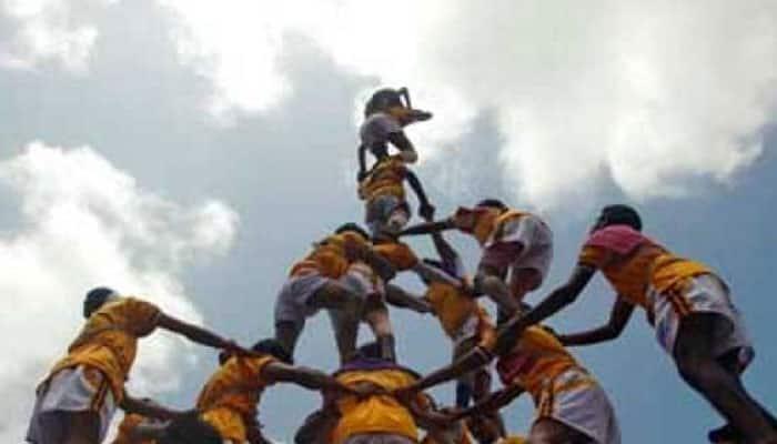 One dead, 121 injured in Dahi Handi celebrations in Mumbai