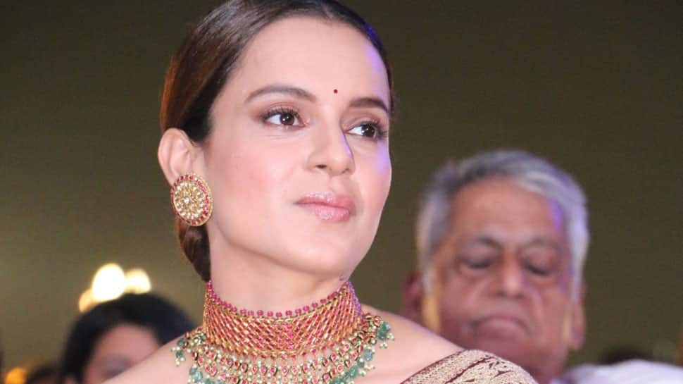 Kangana Ranaut turns into an ethereal bride for Vogue—See pic
