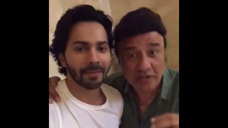 Anu Malik is truly made in India: Varun Dhawan