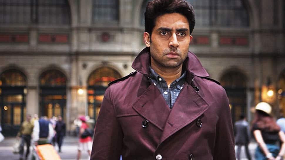 Abhishek Bachchan recalls his childhood days, says he was a 'naughty kid'