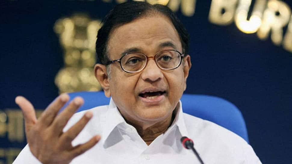 Chidambaram blames government for rise in petrol prices, says it is due to 'excessive taxes'