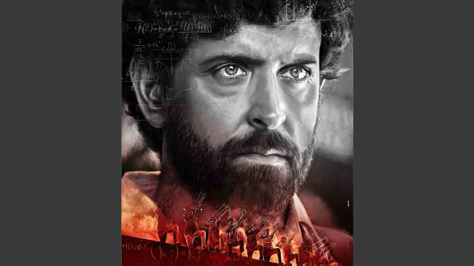 Super 30 first look poster out on Teachers' Day: Hrithik Roshan looks intense as mathematician Anand Kumar — Check out