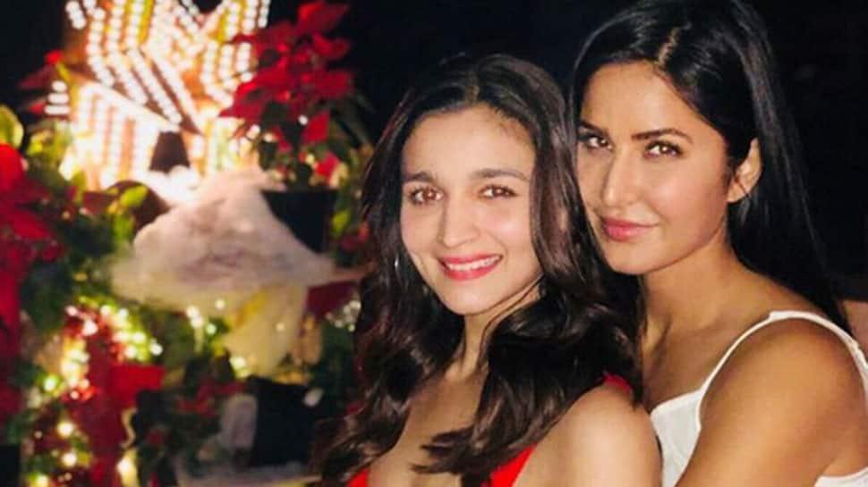 All is well between Alia Bhatt and Katrina Kaif - Here's proof