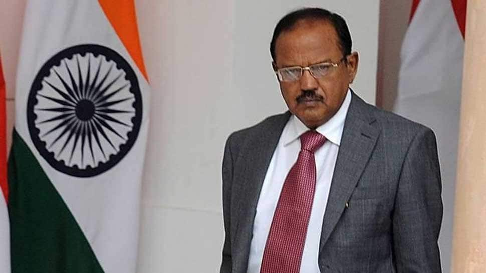 Having a separate constitution for Jammu and Kashmir was an aberration: NSA Ajit Doval