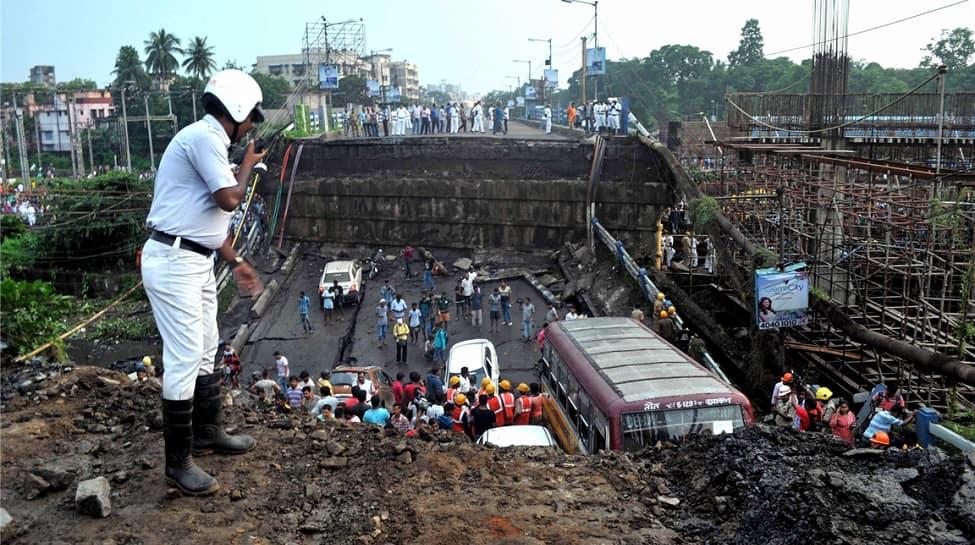 Zee Exclusive: PWD floated tender for maintenance of Majherhat bridge in April