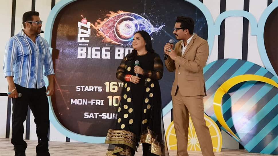 Bigg Boss 12: Bharti Singh and Haarsh Limbachiyaa gear up for Salman Khan's show