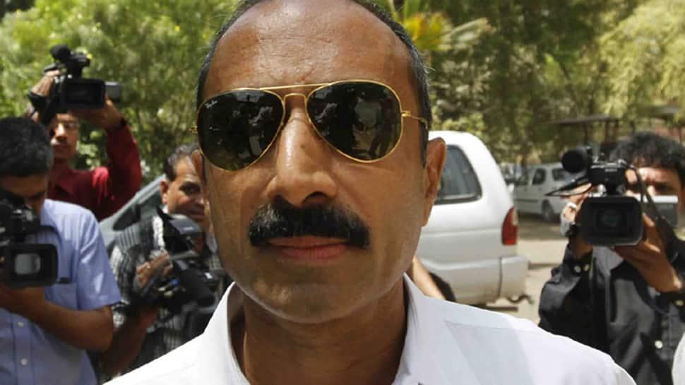 Ex-IPS Sanjiv Bhatt arrested in 22-yr-old drug 'planting' case