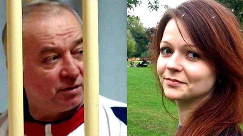 Britain charges two Russians for state-backed plot to kill Skripals