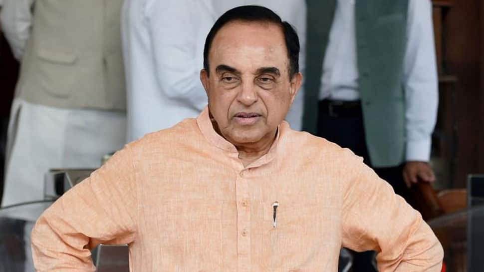 Homosexuality genetic flaw, cannot be equated with normal sexual behaviour: Subramanian Swamy