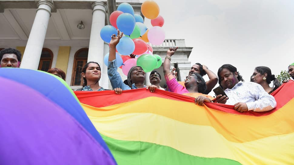 Events leading up to decriminalising of Section 377: Chronology