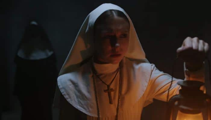 The Nun movie review: A lacklustre spin-off of horror films