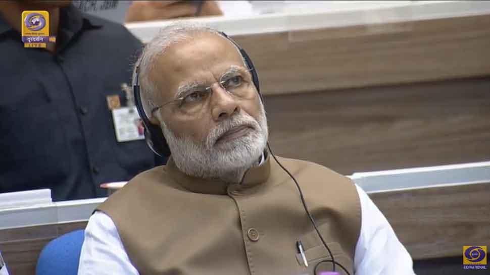 PM Narendra Modi inaugurates Niti Aayog's first Global Mobility Summit - MOVE