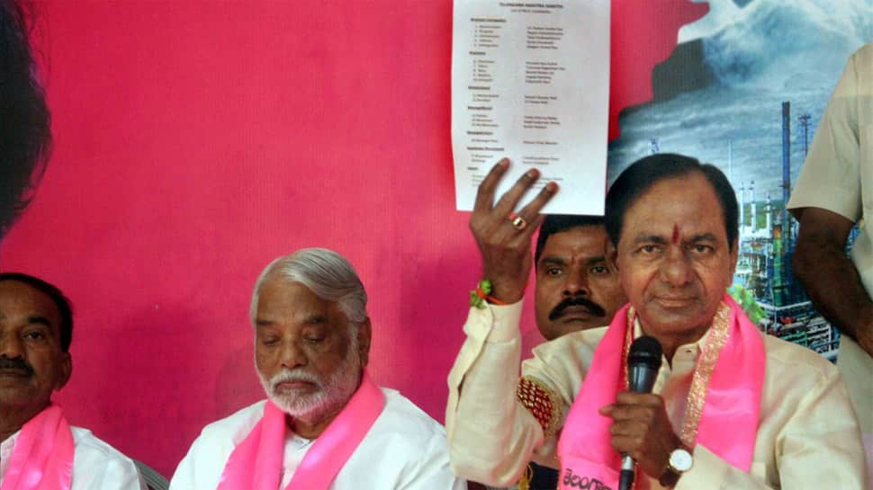 Telangana elections may not be held along with other four states
