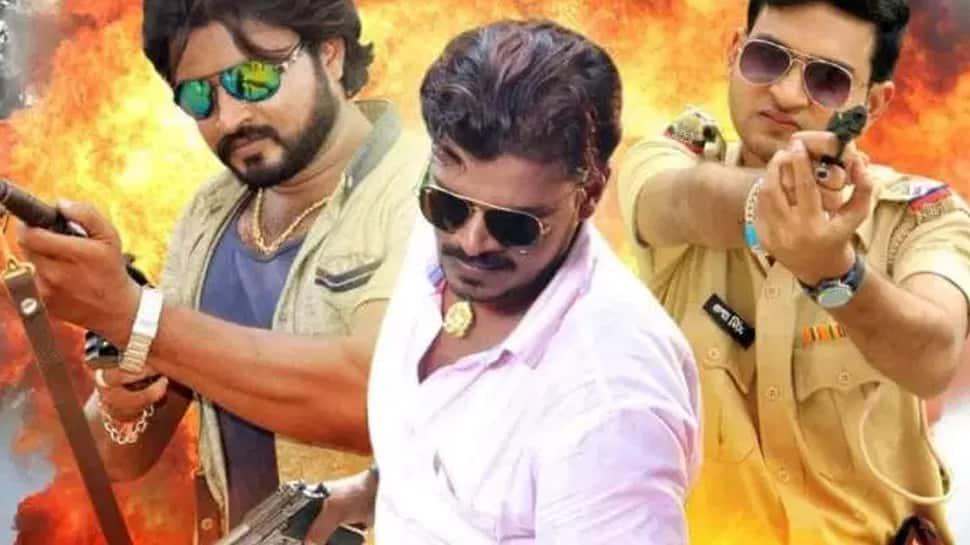 Bhojpuri movie 'Balu Ghat' first look unveiled - See Inside
