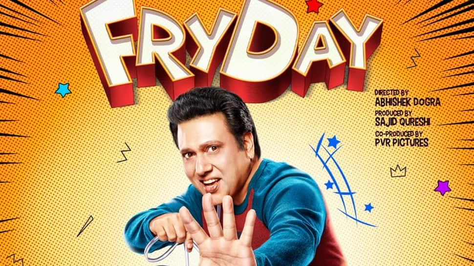 Teaser of Govinda starrer Fryday out-Watch