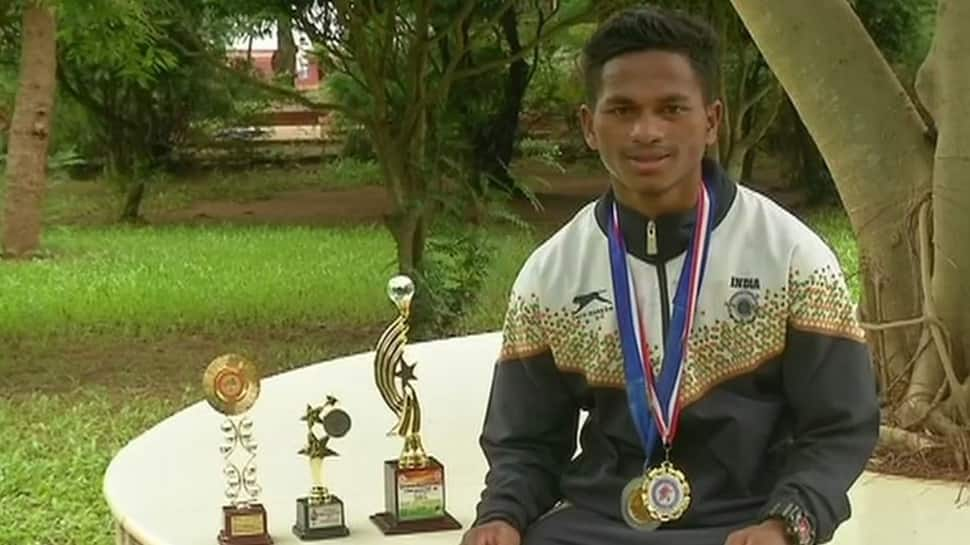 Ajay Mandhra from Odisha's Naxal-affected district wins Gold in Kho Kho