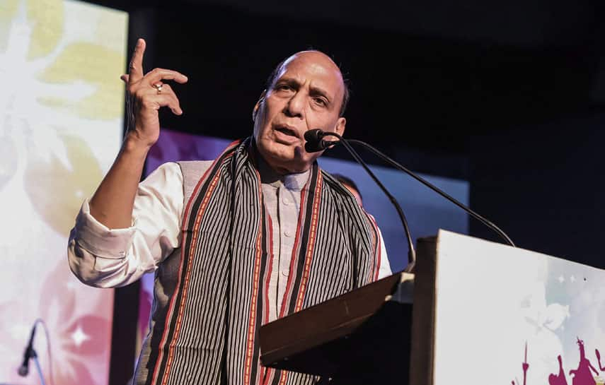 No Indian national will be excluded from NRC draft: Rajnath Singh