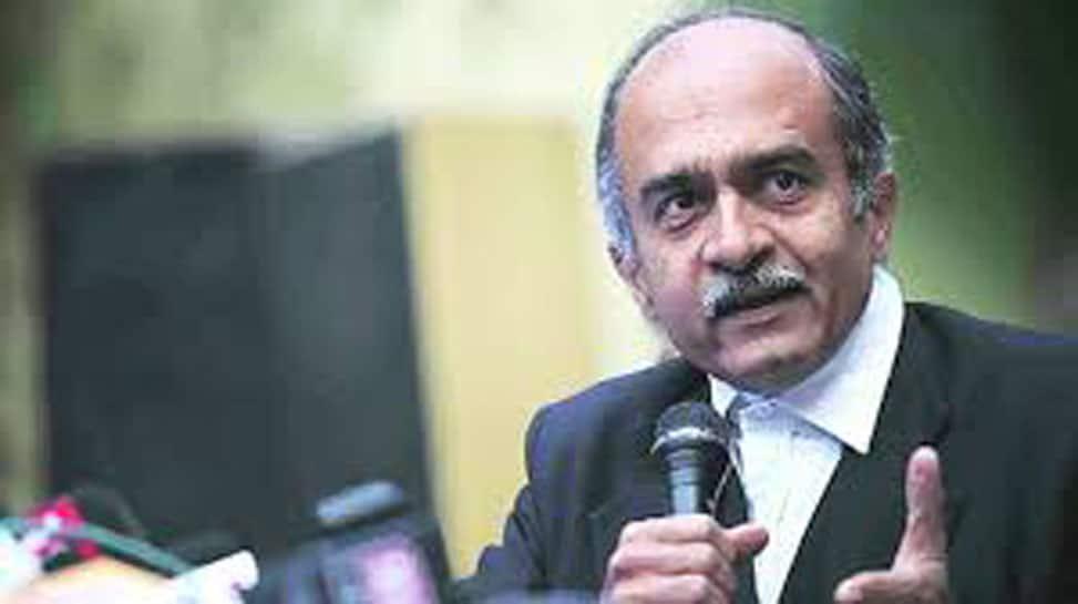 Lawyer Prashant Bhushan says IAF officials being pressured on Rafale