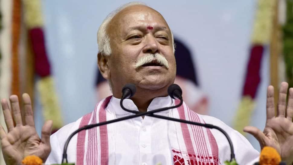 Opposition parties slam Mohan Bhagwat's remarks at World Hindu Congress