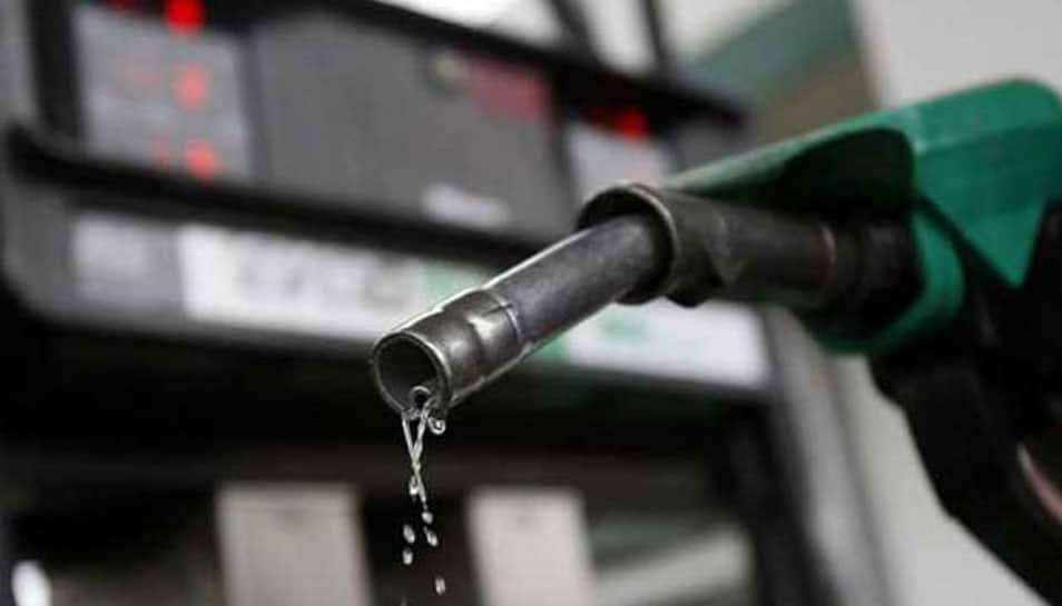 Rajasthan CM Vasundhara Raje announces a 4% reduction in VAT on petrol and diesel