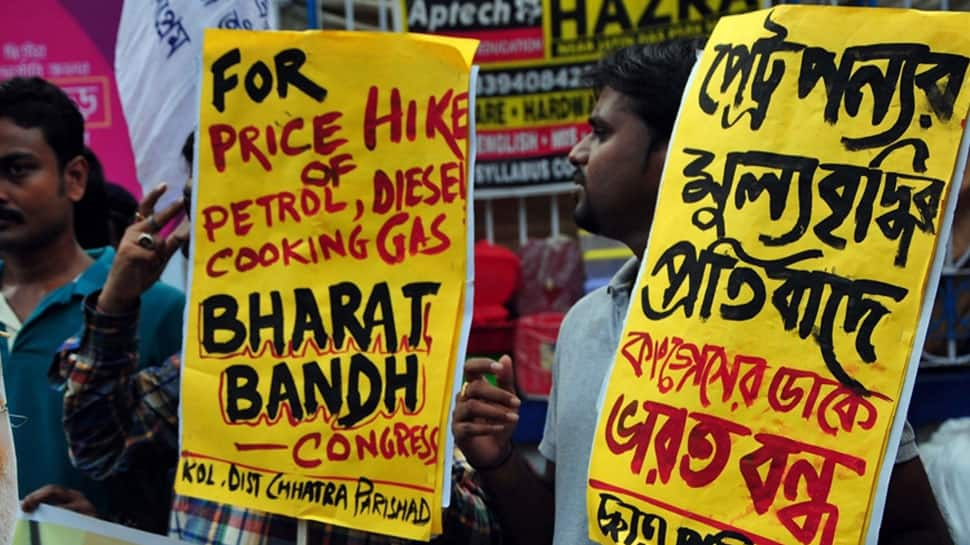 'Bharat Bandh' against steep fuel prices: States gear up to tackle impact