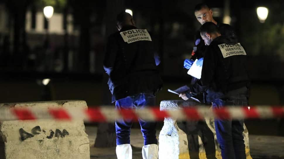 Paris knife attack: 7, including 2 British tourist, injured; suspect arrested