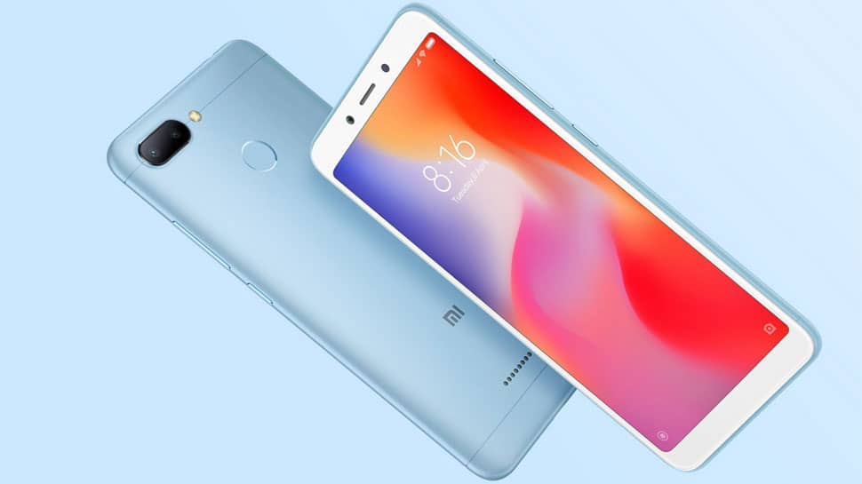 Xiaomi Redmi 6 to go on first flash sale in India today