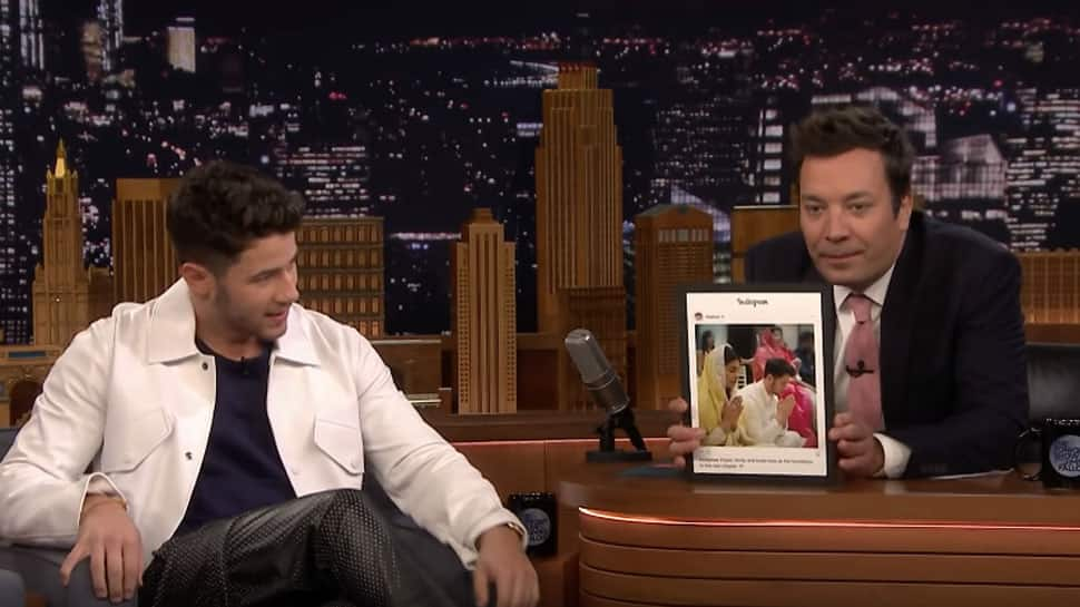 Nick Jonas explains his Roka ceremony on Jimmy Fallon show in the most cutest way —Watch