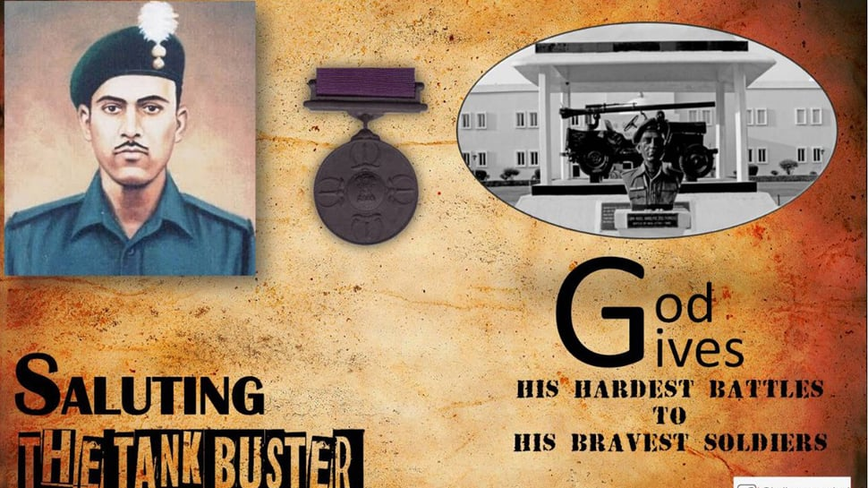 This day that year: The tale of heroism of Param Vir Chakra CQMH Abdul Hamid
