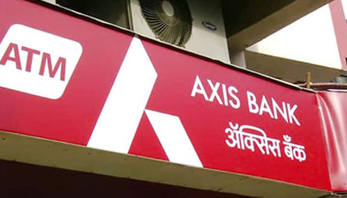 Axis Bank shares up 1%