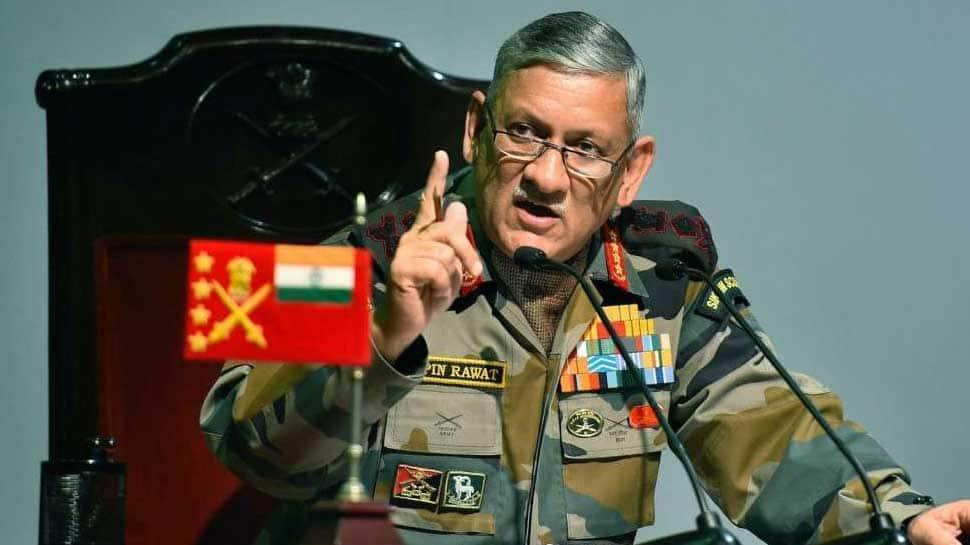 General Bipin Rawat's viral message on 'netas' fake, circulated by anti-social elements: Army
