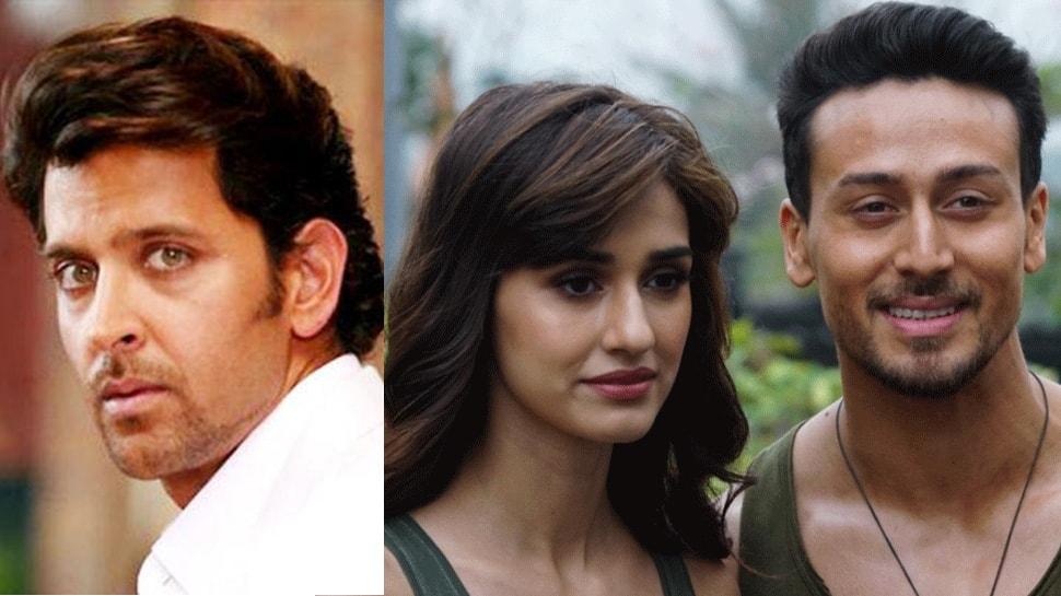 Tiger Shroff reacts to Disha Patani-Hrithik Roshan controversy